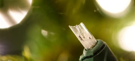 find broken bulb on christmas net lights how to replace a bulb on led lights doityourself