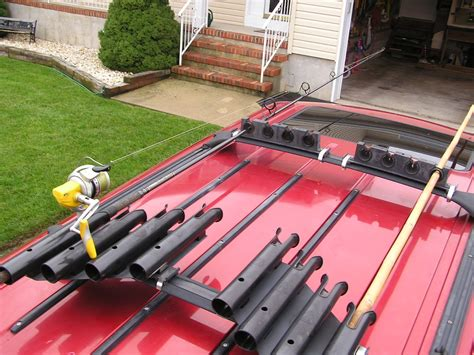 Fly Rod For Roof Rack by Roof Racks Lets See Them Page 4