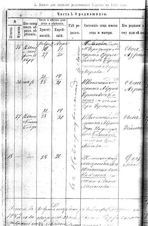 Russian Birth Records Zhvil Novohrad Volins Kyy Shtetlinks Jewishgen Org