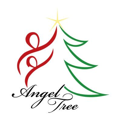 salvation army angel tree logo the salvation army helps in connecticut and rhode island tree program