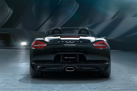 boxster porsche black here s your gallery of porsche s new 911 and boxster black