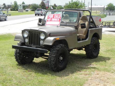 Cj7 Jeep For Sale 1982 1982 Jeep Cj7 Suvs For Sale In Houma Louisiana