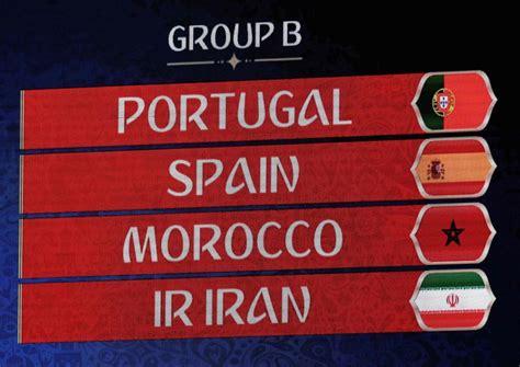 grupo d mundial 2018 mundial 2018 rusia espa 241 a en el grupo b se medir 225 a