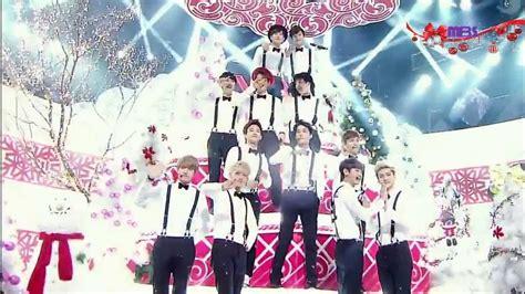 exo christmas day exo christmas day intro youtube