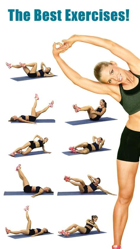 abs fitness abdominal exercises fitness app