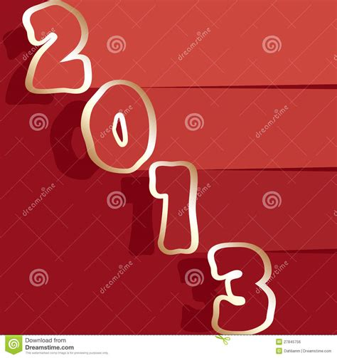 new year cards vector vector 2013 new year greeting card vector illustration