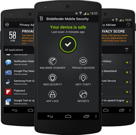 bitdefender for android win a new galaxy s6 from bitdefender mobile security android app reviews androidpit