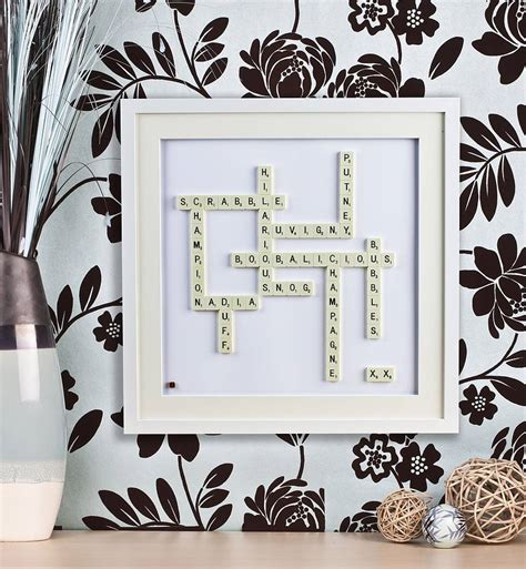 scrabble presents personalised scrabble 174 by copperdot