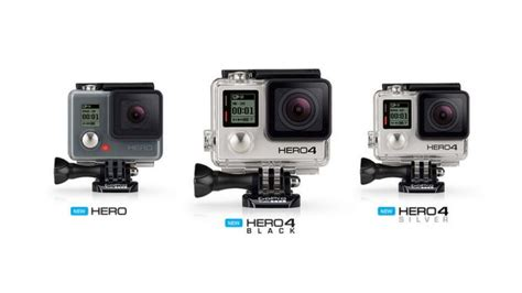 Gopro Entry Level gopro introduces new cameras including cheapest entry level model yet