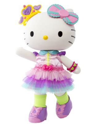 Hello Insiders Sweepstakes - give a curtsey to the enchanting princess hello kitty doll the toy insider