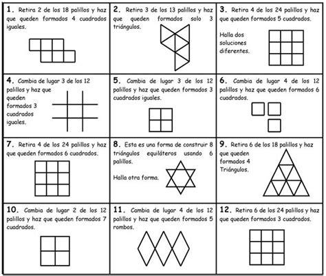 juegos matemticos y de juegos matem 225 ticos actiludis part 2 pasatiempos ni 241 os geometr 237 a actiludis y