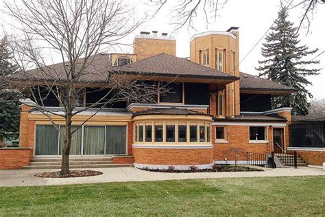 winslow house illinois william winslow house river forest illinois 1893 frank lloyd wright prairie style