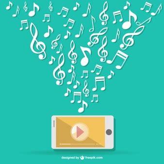 imagenes notas musicales gratis notas musicales vector fotos y vectores gratis