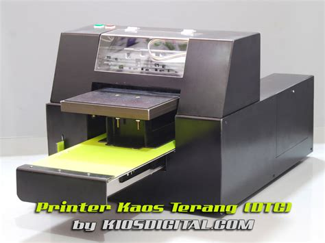 Printer Dtg Sidoarjo printer kaos dtg direct to garment printer