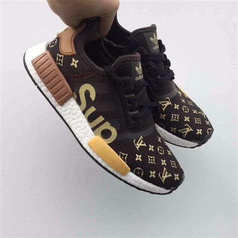 Adidas Nmd Lv X Supreme supreme x louis vuitton x adidas nmd custom