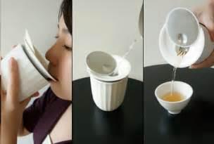 that's one fancy teacup | yanko design