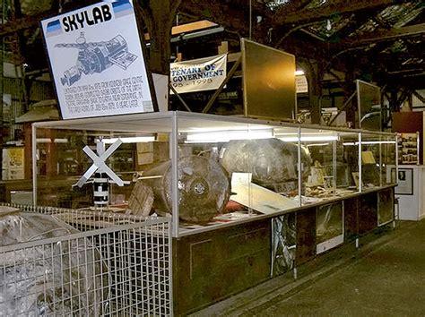 noise live at skylab 025 see where skylab crashed to earth australian traveller