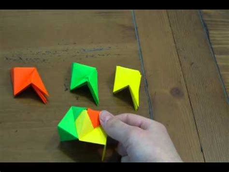 Modular Origami 12 Units - modular origami ii 12 units