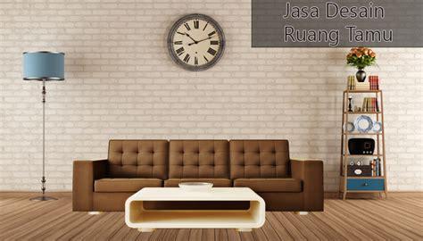 jasa design interior ruang tamu jasa desain interior ruang tamu minimalis nan mewah