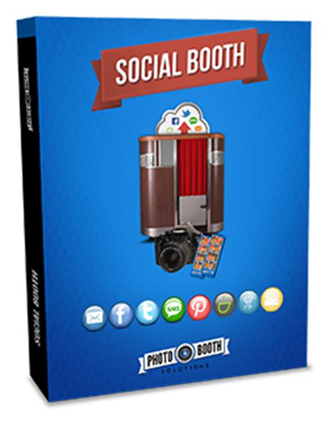 social booth templates photo booth software for windows social booth