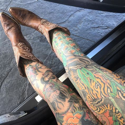 27 leg sleeve tattoo designs ideas design trends