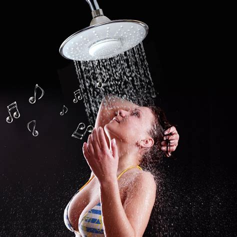 in the bathroom song 2017 bathroom shower head music rain shower bluetooth