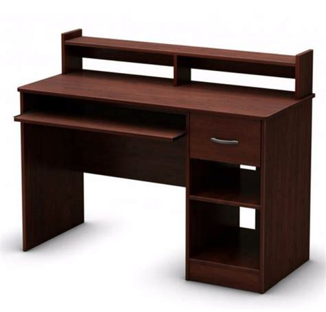 bg lots wooden computer desk hardware for office home