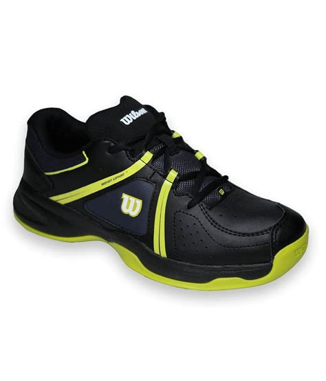 wilson sports shoes 16 on wilson lace sport shoes on snapdeal