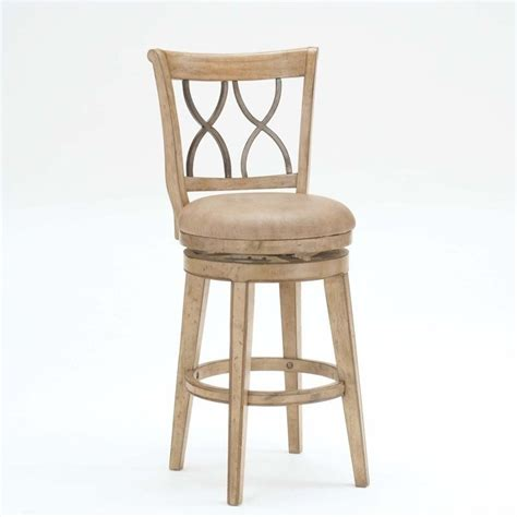 reydon 26 quot swivel counter stool in white wash 4724 826s