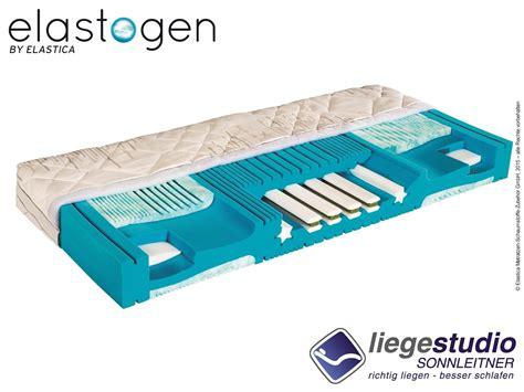 Elastica Matratzen by Elastogen Matratze Elastogen 550 Kaufen Liegestudio