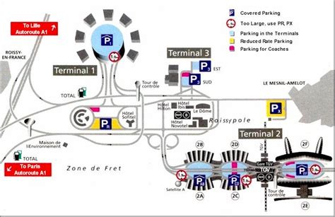 cdg airport map charles de gaulle airport map 2017 2018 best cars reviews