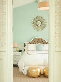 light turquoise and gold bedroom for the home pinterest