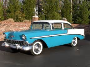 cousin martha s car 1956 chevy bel air in turquoise