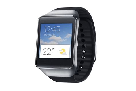 android smartwatch samsung gear live release date price and specs news pc advisor