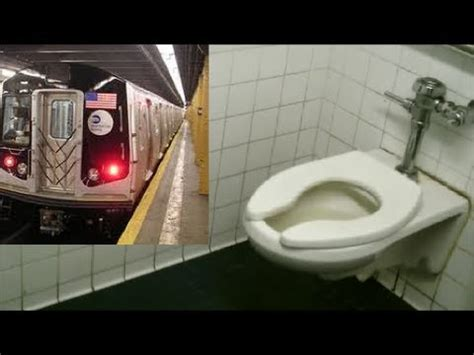 Nyc Subway Bathrooms by Nyc Subway Restrooms 45 Places