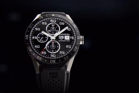 Tag Heuer présente sa montre connectée : Carrera ?Connected?