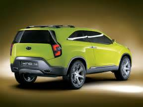 Kia Small Suv Models Kia Knd 4 Suv Concept Car Design