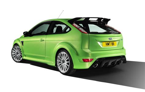 how much is a brand new ford focus new ford focus rs a legend returns