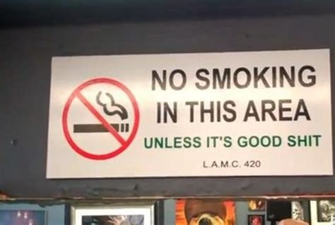 no smoking sign joke no smoking funny pictures quotes pics photos images