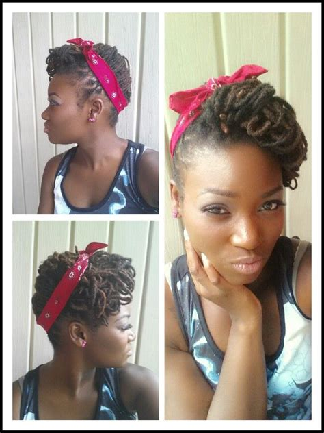 loc a loc headband style video 11 best for the lockss images on pinterest natural