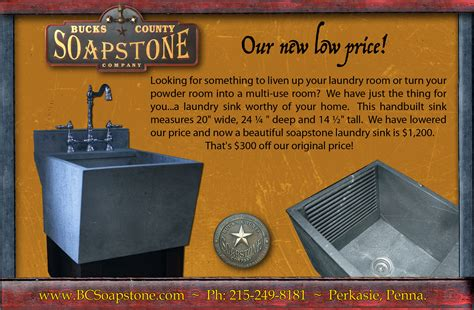 old soapstone sink for sale soapstone laundry sink befon for