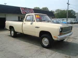 1985 dodge ram 150 for sale carsforsale.com