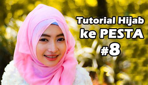 tutorial hijab pesta bisikan com tutorial hijab untuk pesta 8