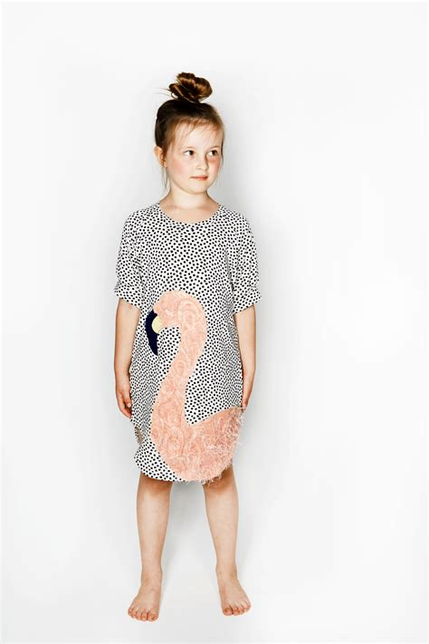 Sale Celana Anak Import Pink 3y Black 1 5y Hotpants Anak copenhagen flamingo dress from ireland by mira