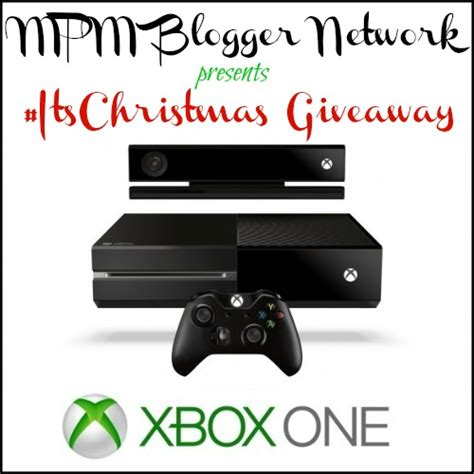 xbox one giveaway enter to win in the it s christmas giveaway tobethode - Xbox 1 Giveaway