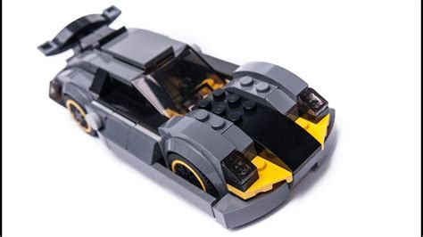 Zoda Hmartin lego future hypercar made from speed chions 75877 amg