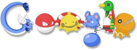 google images pokemon pokemon google doodle by ezeqquiel on deviantart