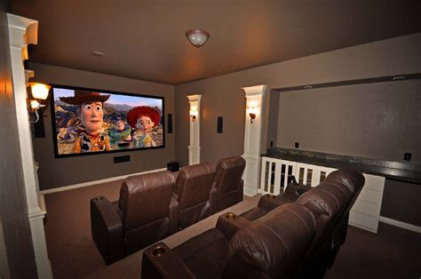 image gallery home theater media room