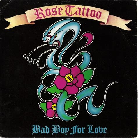 rose tattoo scarred for life discographie fanpage