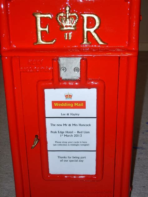 Wedding Post Box Yellow by Wedding Postbox Hire